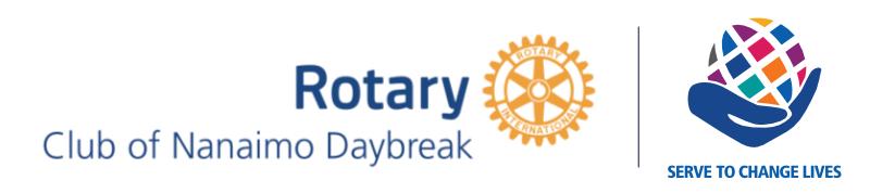 Rotary Club of Nanaimo Daybreak